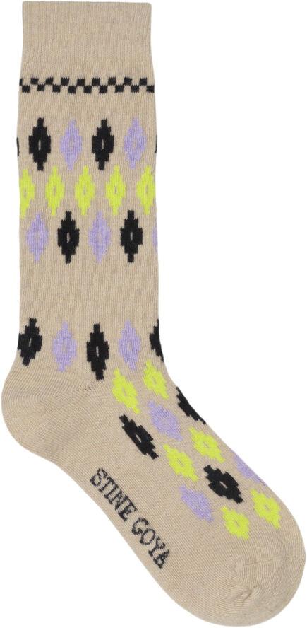 Tilly, 1270 Fair Isle Socks