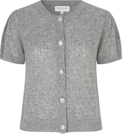 Wool & cashmere cardigan ss