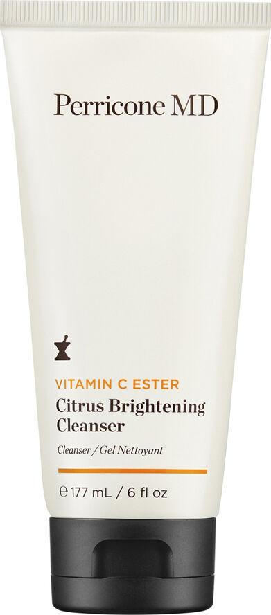 Vitamin C Ester Citrus Brightening Cleanser