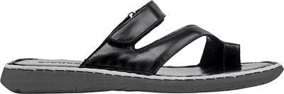 BIASAMINA Leather Toe Sandal