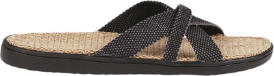 WELIGAMA - SANDAL - JUTE SOLE AND COTTON STRAPS