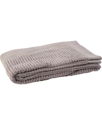 Badehåndklæde, Classic,  Gull Grey, 70x140 cm.