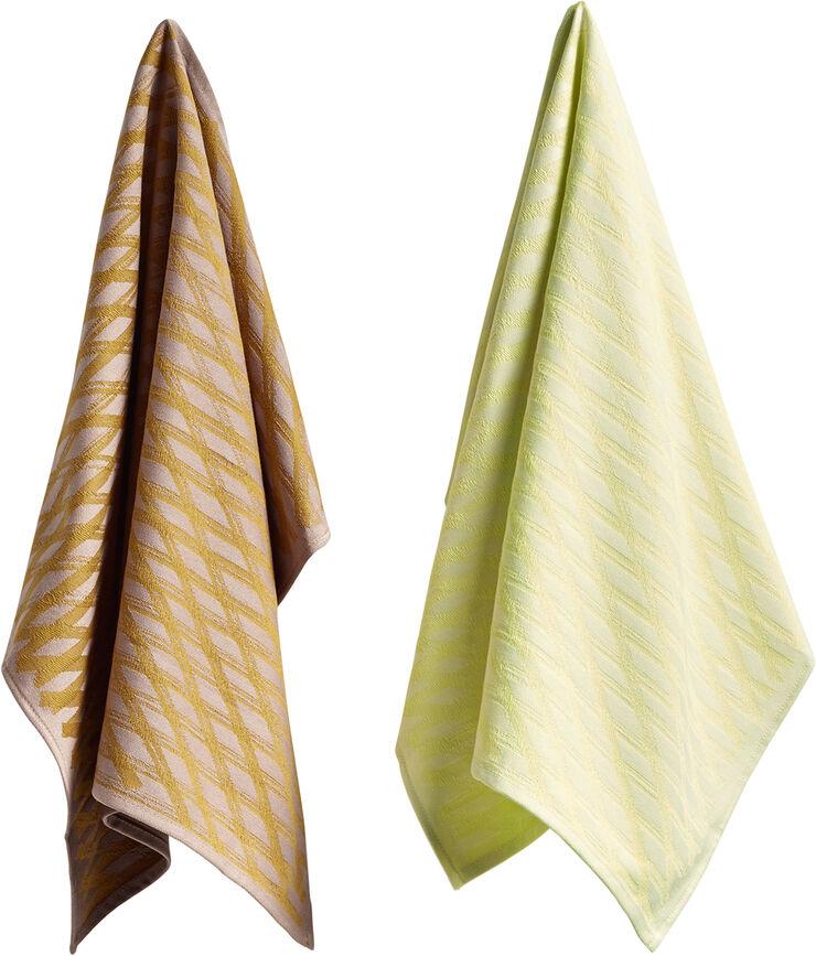 Tea Towel S&B Set of 2