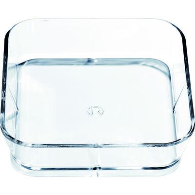 Grand Cru ovnfast glasfad kvadratisk 24x24 cm.