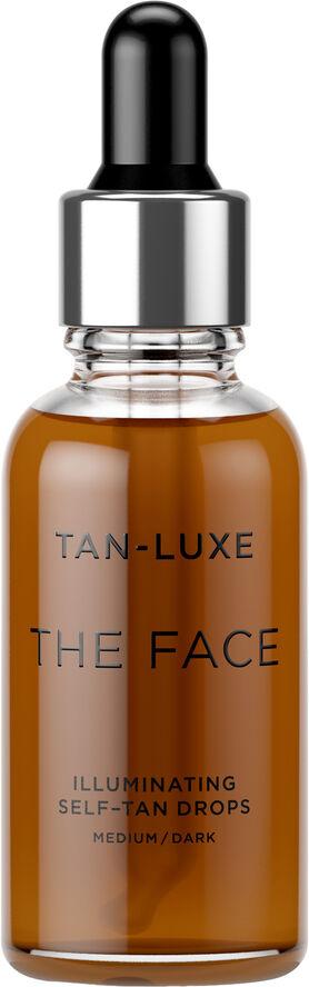 THE FACE Medium / Dark 30 ml