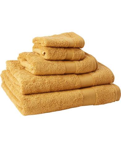 Egyptisk håndklæde Amber gold