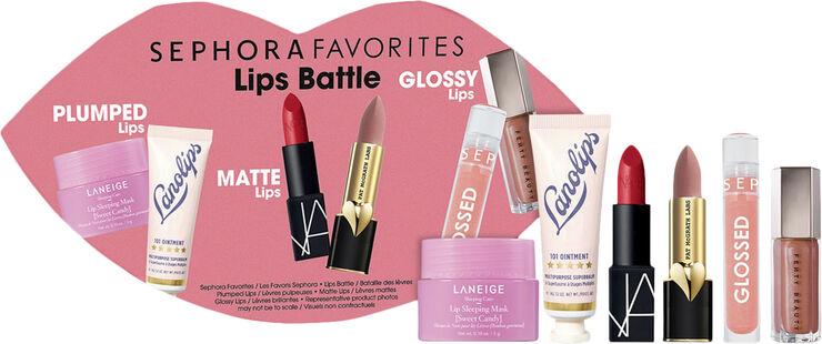 Lips Battle - Set
