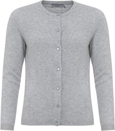 CC Heart cashmere cardigan B0011