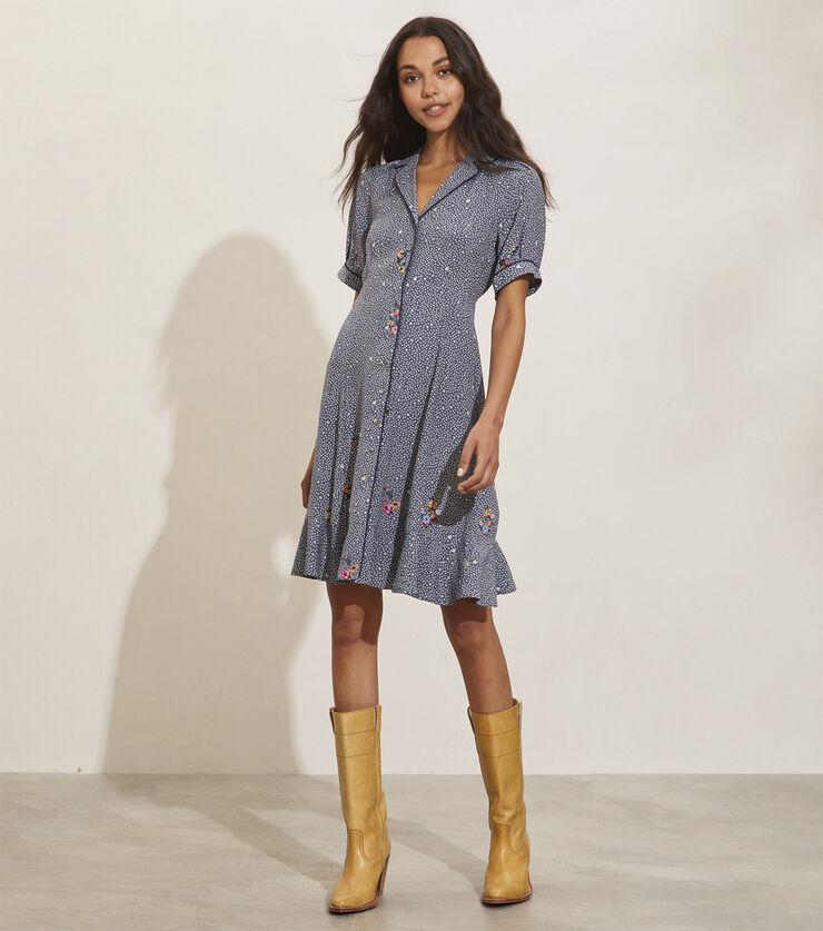 Jenna Shirt Dress