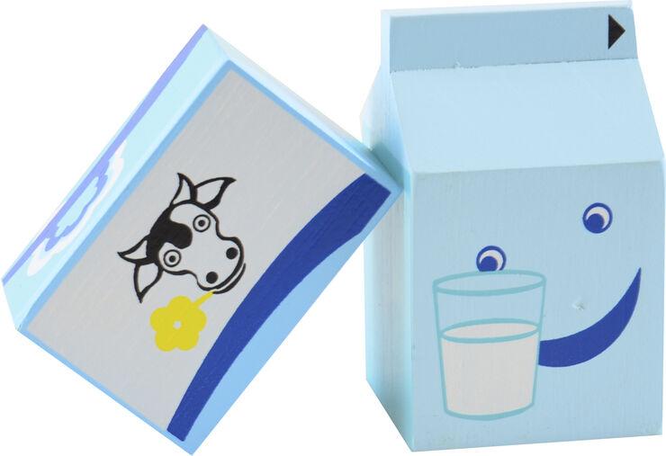 Mælk og smør 2 stk. i sæt