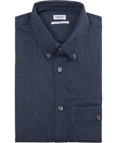 M. Zachary Flannel Shirt