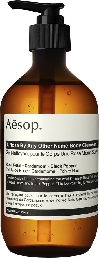 A Rose By Any Other Name Body Cleanser 500mL