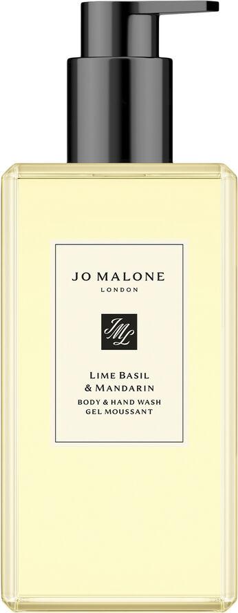Lime Basil & Mandaring Body & Handwash