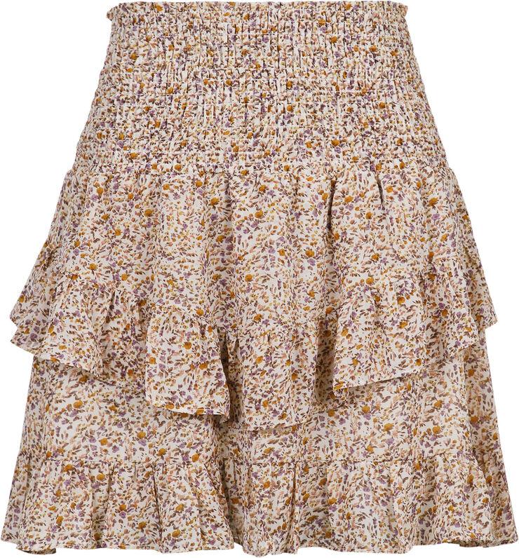 Line Harvest Flower Skirt
