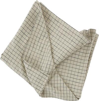 Grid Tablecloth - 260x140 cm