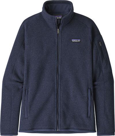 PAT W Better Sweater Jkt, New Navy