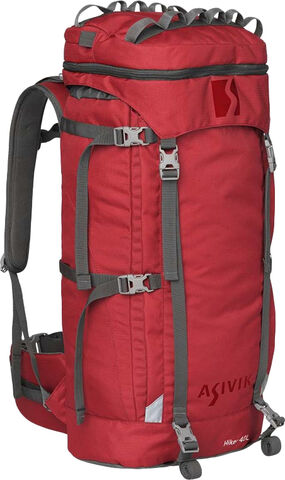 Asivik Hiker2.1 40L Red