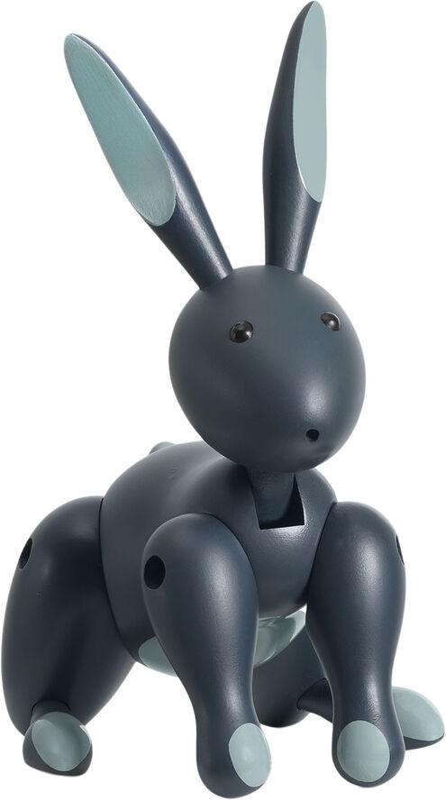 Kanin blå
