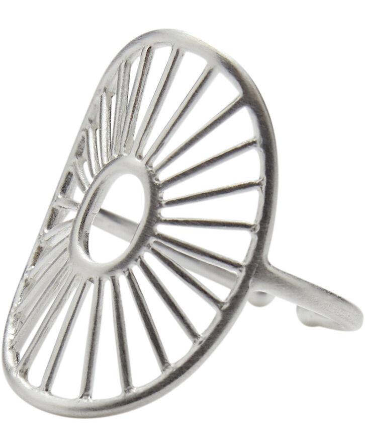 Daylight ring adjustable