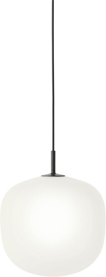 Rime Pendant - Ø25 - Black