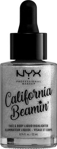 California Beamin' Face & Body Liquid Highlighter - Bombshell