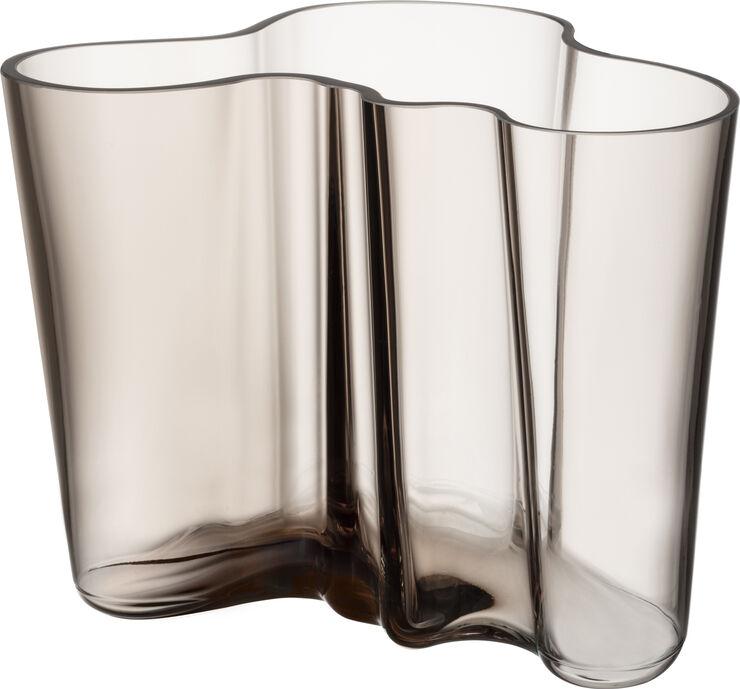Aalto vase 16 cm - linen