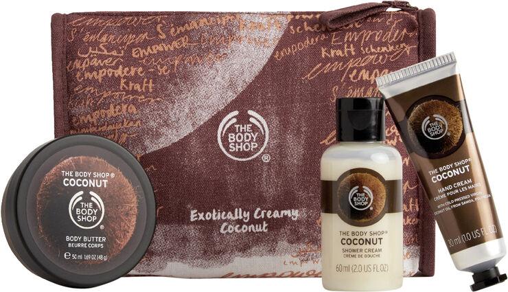 Exotically Creamy Coconut Delights Bag