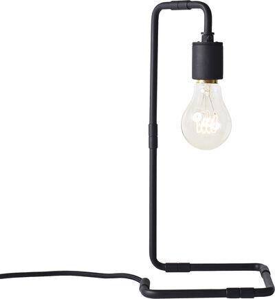 Reade Table Lamp Black