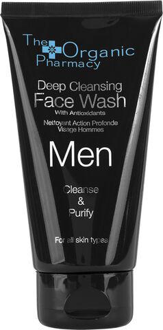 Men Deep Cleansing Face Wash
