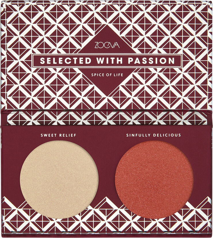 Spice of Life - Highlighter Palette