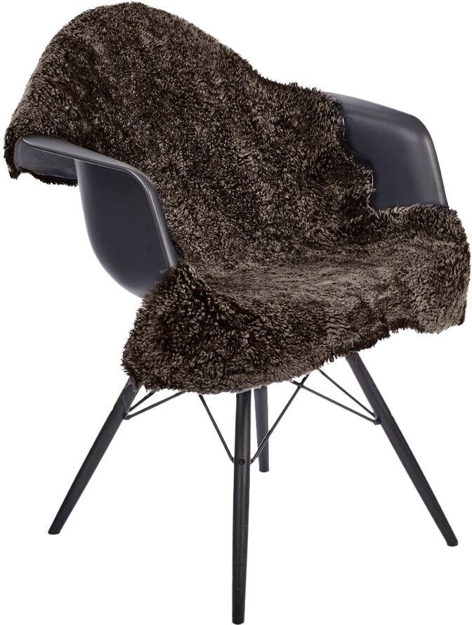 New Zealand Sheepskin, Short-wool Curly, Premium quality, 90 cm