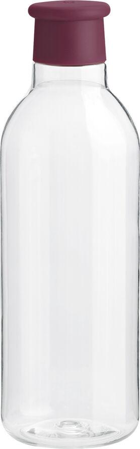 DRINK-IT vandflaske 0,75 l. - aubergine