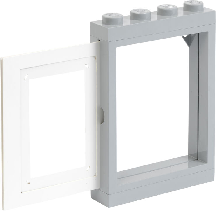 LEGO PICTURE FRAME - GREY