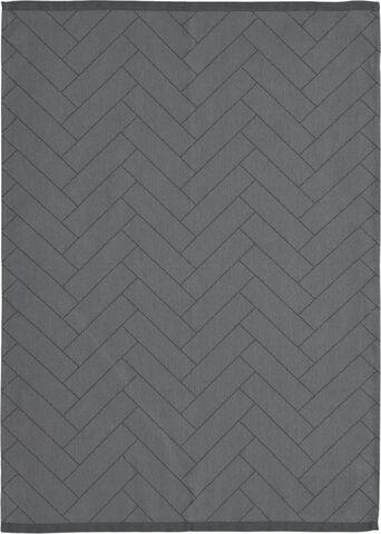 Kökshandduk 50x70 Tiles Ash