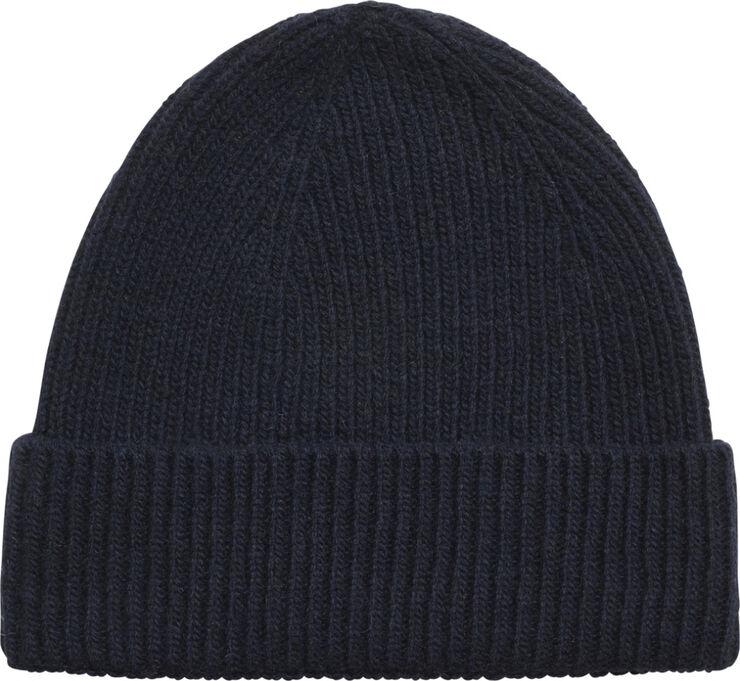 GP Unisex Wool Beanie - Navy