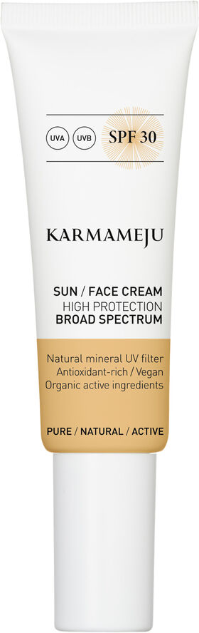 SUN Face cream, SPF 30, 50 ml