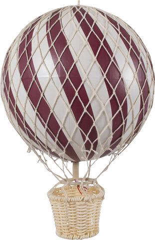 Luftballon - Deeply red 20 cm