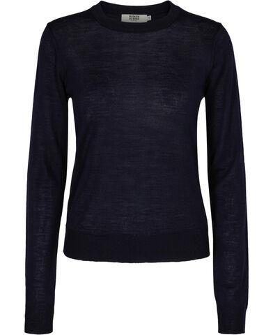 Cally 2 - 100% merino wool - dark grey