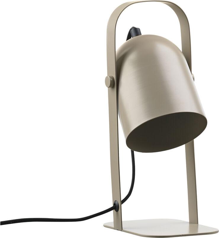 Bordslampa 15x11x28,5 Sand Järn