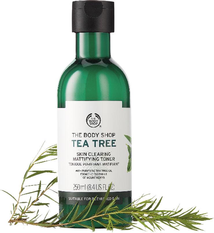 Tea Tree Skin Clearing Mattifying Toner