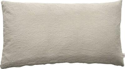 Cushion-Linen Basic-Light Grey