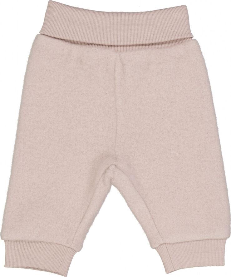 Wool Fleece Trousers