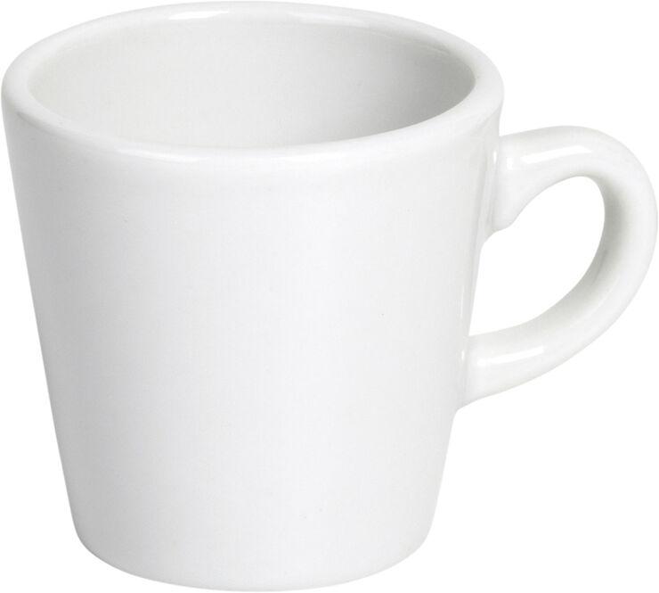 Espressokopp Ristretto 5 cl Hvit