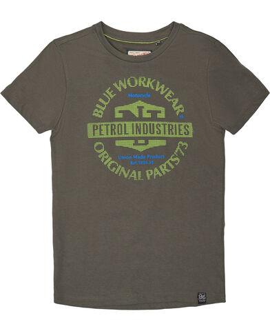 Boys T-Shirt SS Round Neck