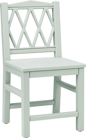 Harlequin Kids Chair - FSC Dusty Green