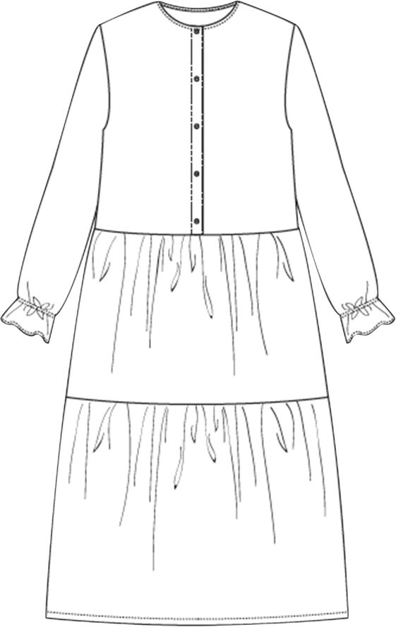 Finley Dress Polyester