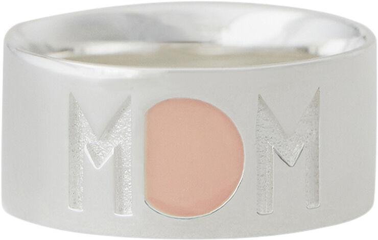 MOM Ring Silver