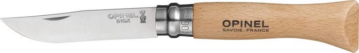 OPINEL Foldekniv No. 6 Stainless Steel