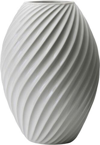 Vase River 26 cm hvid Morsø