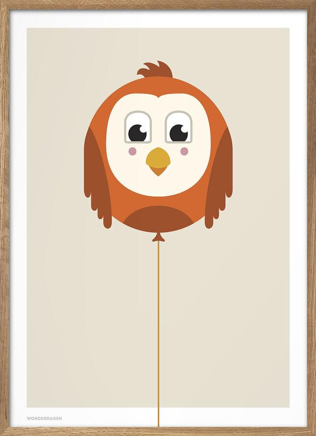 Wonderhagen - Balloon Owl